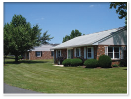 Home where we offer senior care in Lewistown, PA